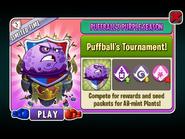 Puffball's Purple Season - Puffball's Tournament