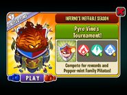 Inferno's Ineffable Season - Pyre Vine's Tournament