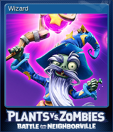 Steam BfN Wizard Card