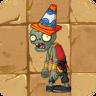 Conehead Monk Zombie2