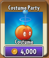 Costume Party E.M.Peach