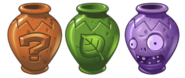Faces Vases