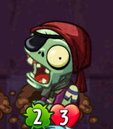 Monkeyless pirate