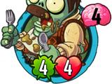 Overstuffed Zombie