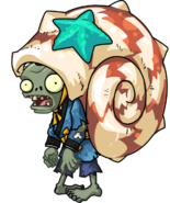 HD Shell Soldier Zombie