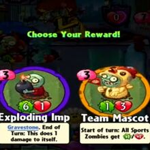 Choice between Exploding Imp and Team Mascot.jpeg