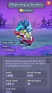 Mega Keytar Zombie Almanac