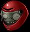 Zombie bobsled head