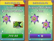 Dartichoke Bundle & Piñata Feastivus