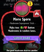 More Spore statistics