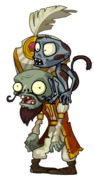 Peddler Zombie