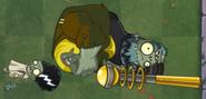 Dead Lawn of Doom Gargantuar with Imp