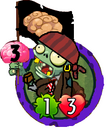 Flag Pirate ZombieH