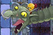Zombot Dark Dragon Roaring
