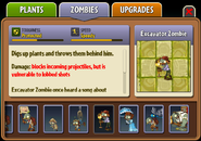 Excavator's Almanac