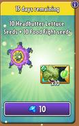 Headbutter Lettuce + Food Fight Piñata