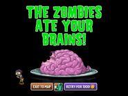 Barrel Roller Zombie Eat