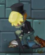 Buttered Gentleman Zombie