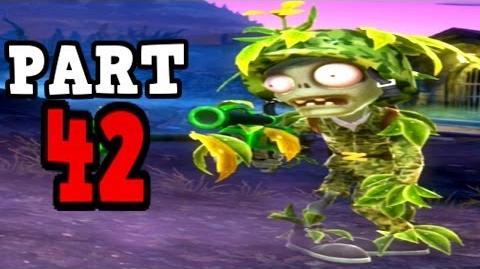 Plants vs Zombies Garden Warfare Camo Ranger Gameplay Walkthrough - All New Abilities (Foot Soldier)