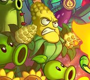 Kernel Corn on title screen