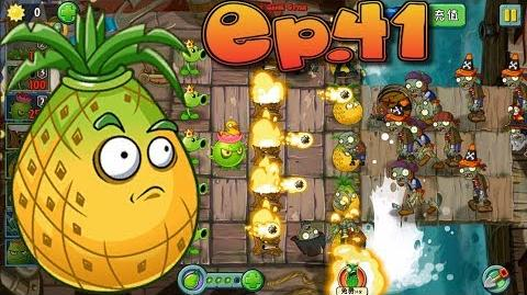 Plants vs. Zombies 2 (Chinese version) Unlocked 3 new Plants Pirate Seas Day 16 (Ep