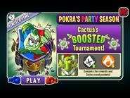 Pokra Party Season - Cactus' Boosted Tournament