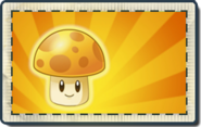 Sun-shroom Boosted Seed Packet