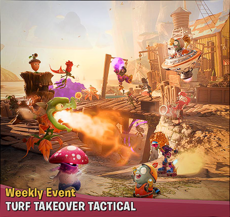 Turf Takeover Tactical