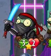 2 traits Space Ninja