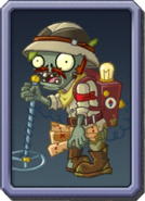 Lost Guide Zombie Almanac Icon
