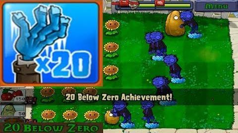 Plants vs. Zombies - Achievement - 20 Below Zero (Android Gameplay HD) Ep
