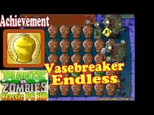 Plants vs. Zombies - Achievement China Shop Vasebreaker Endless - Classic PC HD (Ep