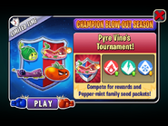 Champion Blow-Out Season - Pyre Vine's Tournament