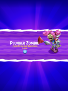 Plunger Zombie Introduction
