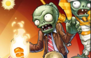 PvZO Ra Zombie Loading Screen