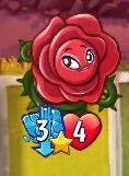 Strikethrough Briar Rose
