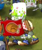 Food Fight Buckethead 1st Degrade