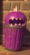 Chomper Trash Can