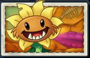 Primal Sunflower Jurassic Marsh Seed Packet