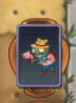 Toy Gun Imp Child in vase