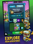 App Store Screenshots Heroes 4