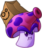HD Spore-shroom (with Other costume)