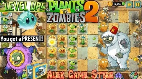 Plants vs. Zombies 2 A Very Yeti Feastivus Week 4 (Ep