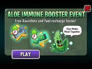 Aloe Immune Booster Event