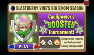 Caulipower Boosterama ad