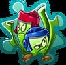 Celery Stalker Costume Puzzle Piece