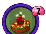 Exploding Fruitcake