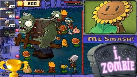 Plants vs. Zombies - Puzzle I, Zombie Me Smash! (Android Gameplay HD) Ep