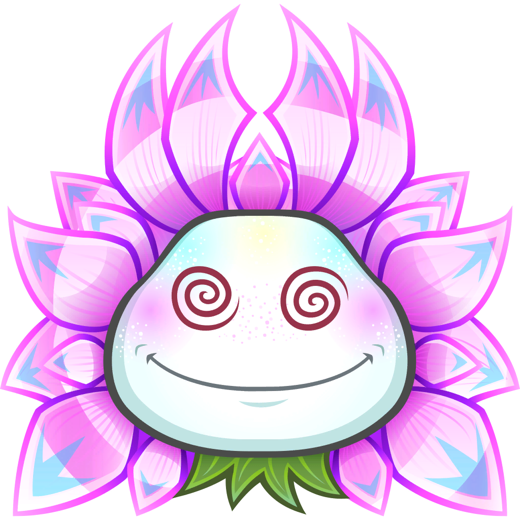 Royal Hypno-Flower