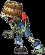 Farm bucket zombie